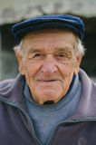 Oude mens genoemd het portret van Pablo Stock Afbeelding