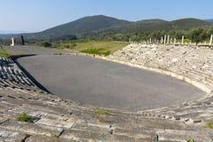 Oude Messene in Kalamata, Griekenland Stock Foto's