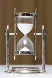 De klok van het zand Royalty-vrije Stock Afbeelding