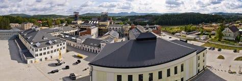 ` Oude Mijn ` in Walbrzych, Polen Stock Fotografie