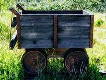 Oude Mijnwerkerskar Stock Afbeeldingen