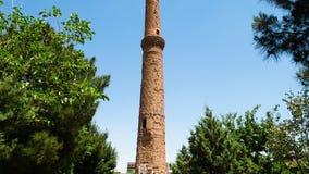 Oude minaret in Heret stock videobeelden