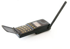 oude mobiel Stock Foto