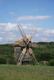 Oude molen Royalty-vrije Stock Afbeelding