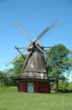 Oude molen stock afbeelding