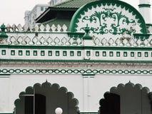 Oude moskee (Islamkerk) in Maleisië Royalty-vrije Stock Afbeeldingen
