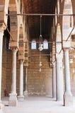 Oude moskee in Kaïro royalty-vrije stock foto