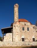 Oude moskee in Urla dichtbij Izmir Royalty-vrije Stock Foto's