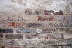 Oude muur Royalty-vrije Stock Afbeelding