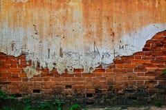 Oude muur Royalty-vrije Stock Foto's