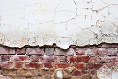 Oude muur Stock Fotografie