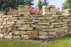 Oude muur. Royalty-vrije Stock Foto's