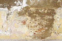 Oude muur Royalty-vrije Stock Foto