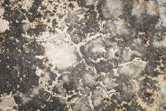 Oude muur concrete textuur en achtergrond Stock Foto