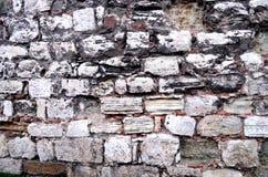 Oude muur in Turkije Royalty-vrije Stock Afbeelding