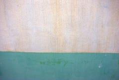 Oude muurachtergrond Stock Foto's