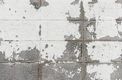 Oude muurachtergrond, textuur Royalty-vrije Stock Afbeelding