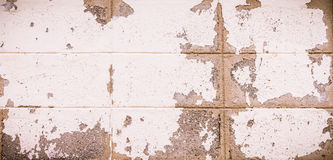 Oude muurachtergrond, textuur Stock Fotografie