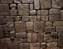 Oude muurtextuur Royalty-vrije Stock Foto