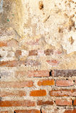Oude muurtextuur Royalty-vrije Stock Fotografie