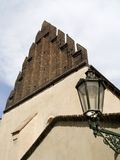 Oude Nieuwe Synagoge Royalty-vrije Stock Foto