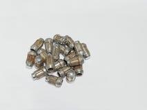 Oude noten voor wielauto Stock Foto's