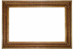 Oude Omlijsting Royalty-vrije Stock Foto