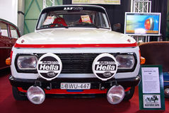 Oude Oostduitse auto Stock Afbeelding