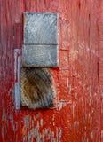 Oude oosterse houten schrijnwerkerij Stock Afbeelding