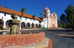 Oude Opdracht in Santa Barbara royalty-vrije stock foto