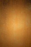 Oude oranje cementmuur Stock Foto's