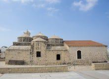 Oude orthodoxe kerk Royalty-vrije Stock Foto's