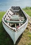 Oude owboot Stock Foto