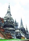 Oude pagode Royalty-vrije Stock Afbeeldingen