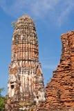 Oude pagode Stock Afbeeldingen