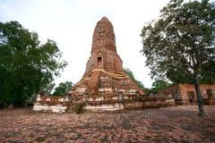Oude pagode (Thailand) Stock Afbeeldingen