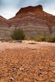 Oude Paria in Zuidelijk Utah Royalty-vrije Stock Afbeelding