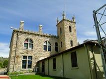 Oude Penitentiary van Idaho Stock Foto