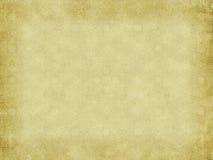 Oude perkamenttextuur als achtergrond. Royalty-vrije Illustratie