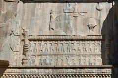 Oude Persepolis Complex in Pari, Iran royalty-vrije stock foto