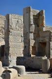 Oude Persepolis Complex in Pari, Iran stock afbeeldingen