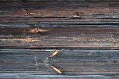 Oude pijnboomplanken Royalty-vrije Stock Foto's