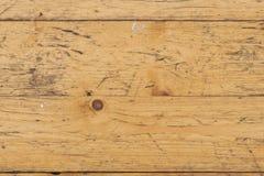 Oude pijnboomvloerplanken royalty-vrije stock afbeeldingen