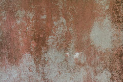 Oude pleistermuren Royalty-vrije Stock Afbeelding
