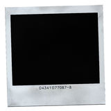 Oude polaroid Royalty-vrije Stock Afbeelding