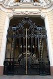 Oude poort Stock Fotografie