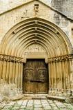 Oude poort Stock Afbeeldingen