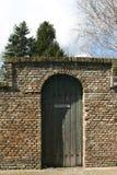 Oude poort royalty-vrije stock foto's