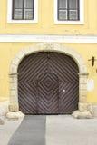 Oude poort Royalty-vrije Stock Fotografie
