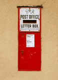 Oude PostDoos Stock Foto's